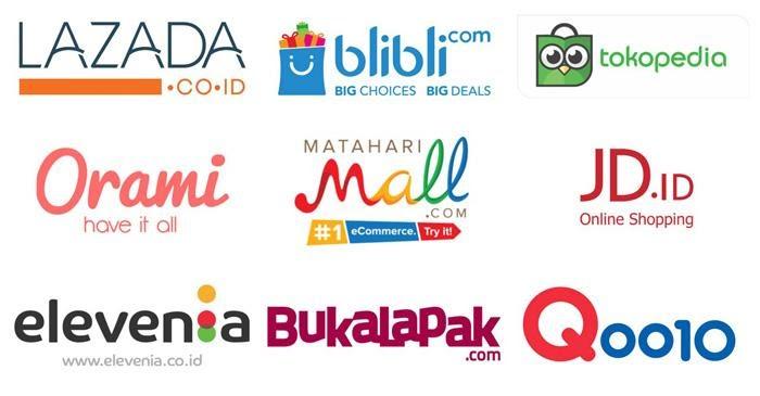 Pertumbuhan marketplace di Indonesia yang semakin banyak