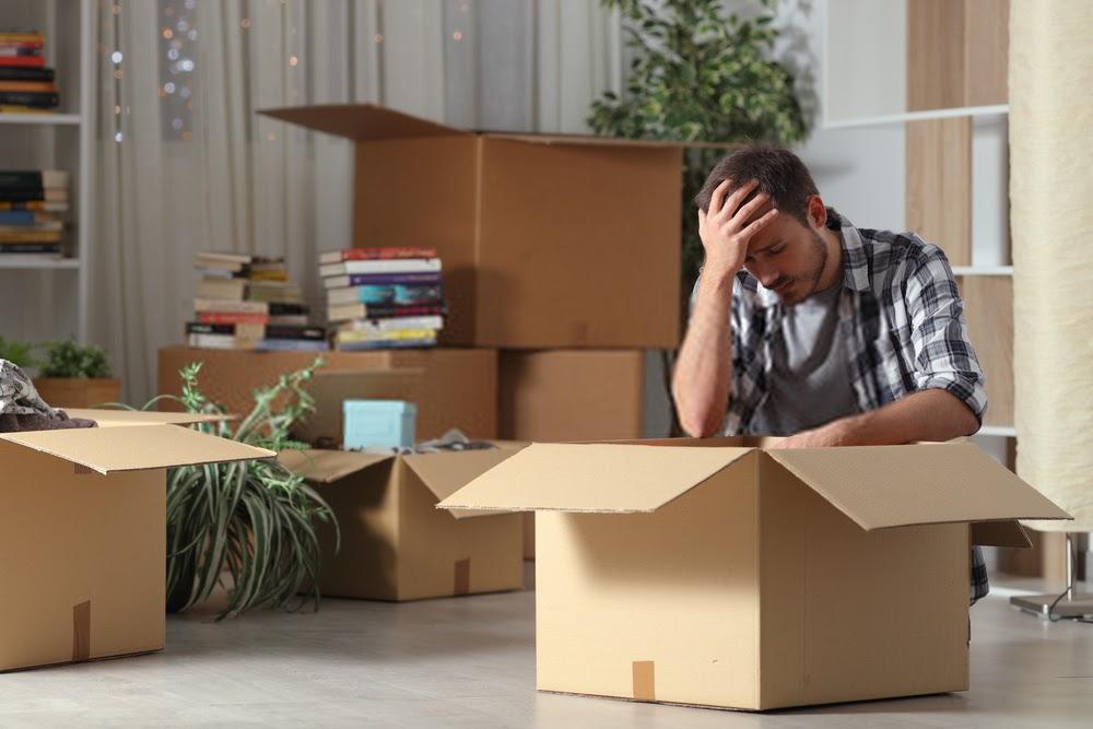 Stres saat Pindahan Rumah? Cobalah Atasi dengan 5 Tips Berikut Ini